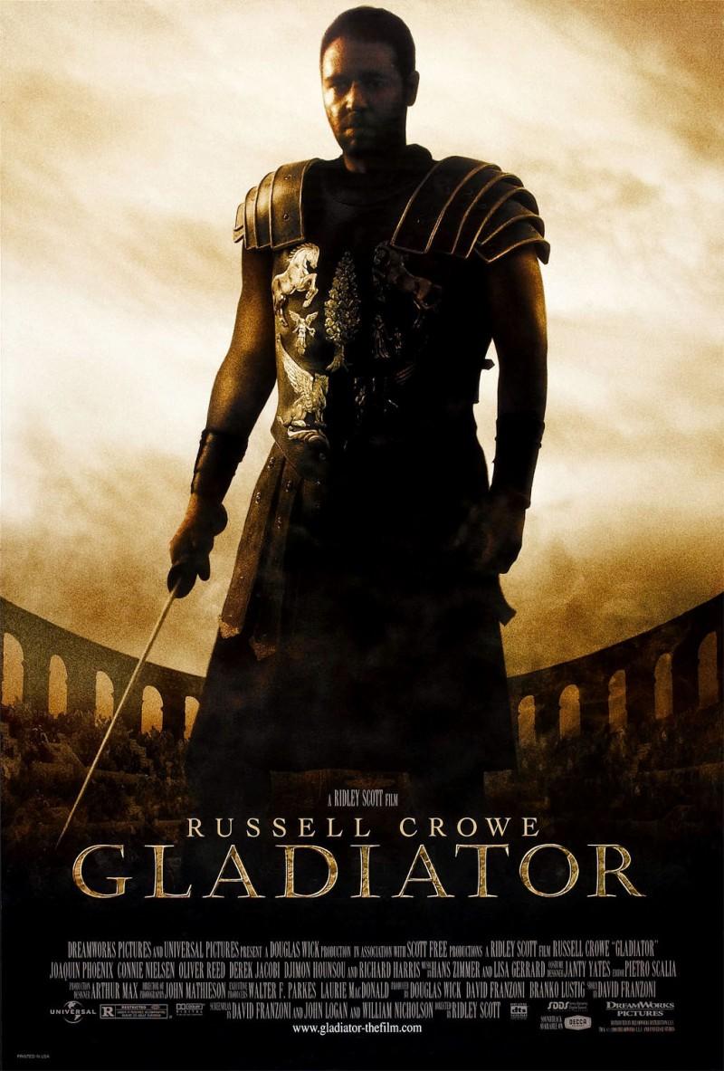 gladiator movie free