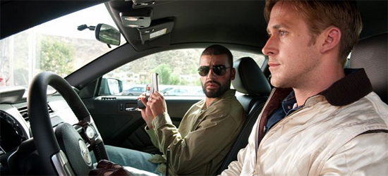 """Drive"" with Ryan Gosling"