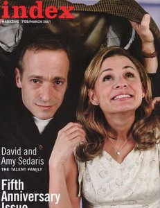 David & Amy Sedaris | Index Magazine