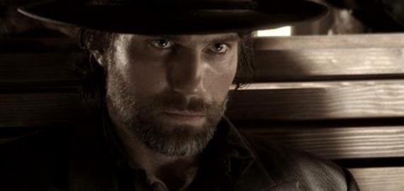 Hell On Wheels on AMC