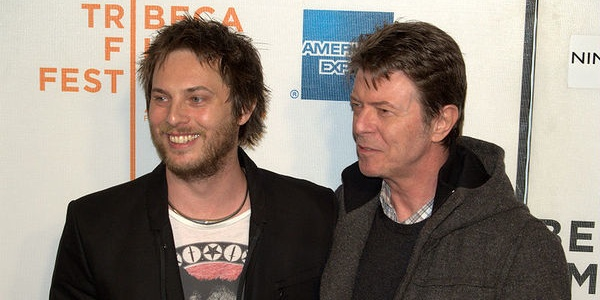 Duncan Jones & David Bowie