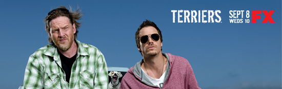Terriers on FX
