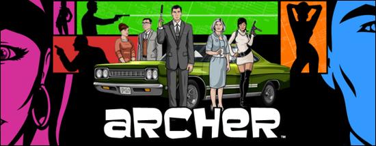 Archer on FX